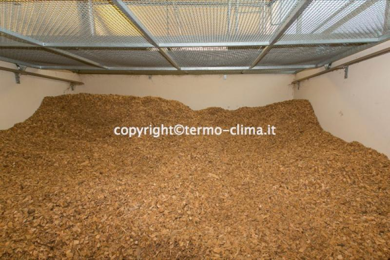 Realizzazione Serra alimentata completamente con impianto a biomassa